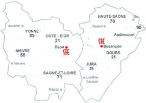 carte société STE